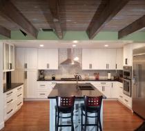 Custom Kitchen Cabinet Shaker Style - Pinecrest