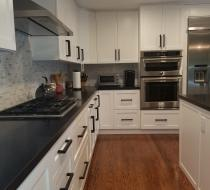 Custom Kitchen Cabinet Shaker Style - Pinecrest