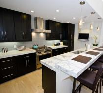 Custom Kitchen Cabinet Design & Installation New Style Kitchen Cabinets Miami Florida USA