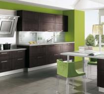 Espresso Custom Kitchen Cabinet Design & Installation New Style Kitchen Cabinets Miami Florida USA